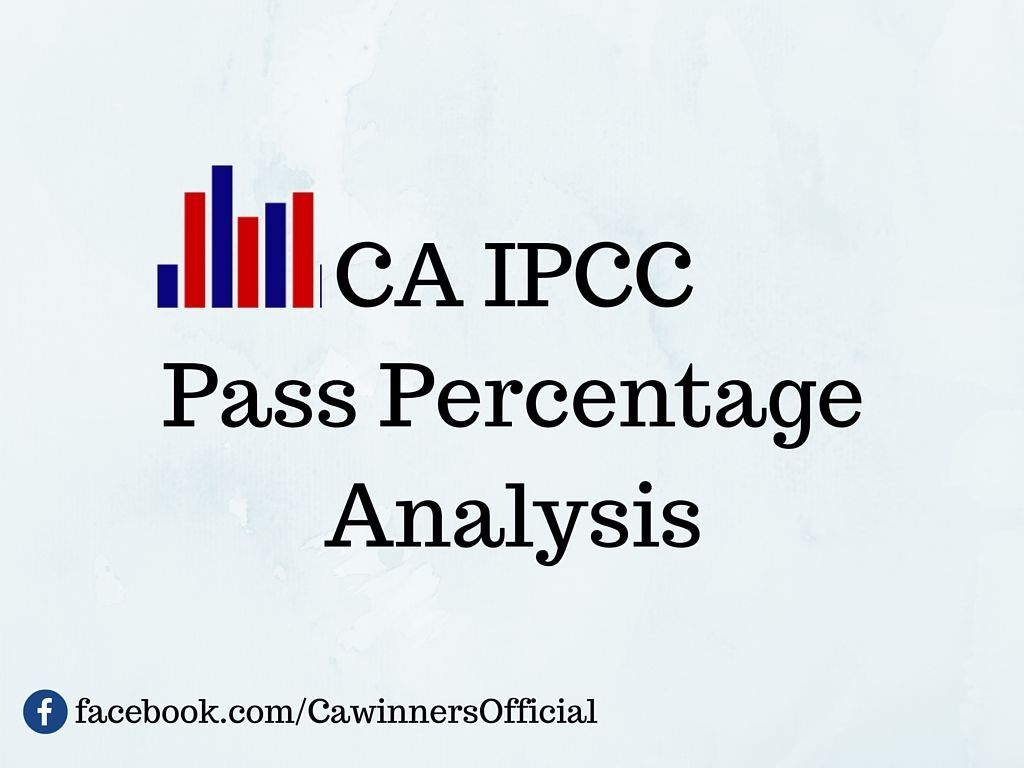 CA IPCC Pass Percentage May 2015 | CA Result