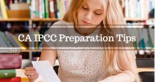 CA IPCC Preparation Tips For May 2017
