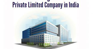Private Limited Company Registration Procedure in India