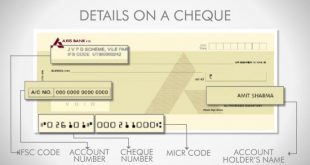 How to Write a Cheque | What are the precautions to be taken to fill a Cheque Correctly