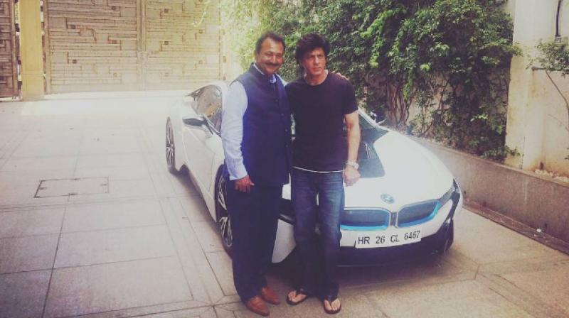 SRK BMW-i8