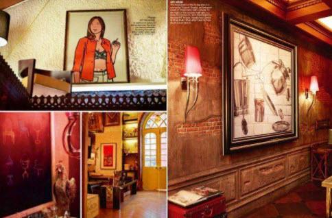 SRK Mannat House