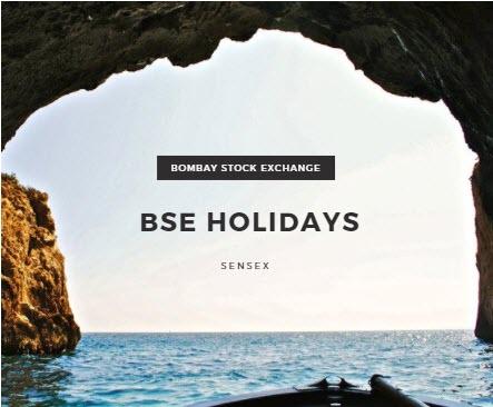 BSE Holidays 2018