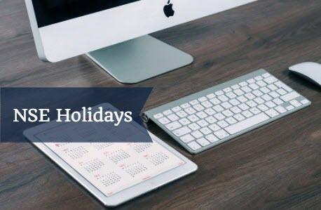 NSE Holidays 2018 Indian Share Market Holidays List